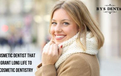 8 Tips by the Best Cosmetic Dentist That Grant Long Life to Cosmetic Dentistry
